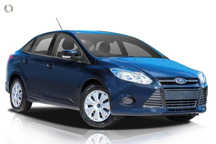 2015 Ford Focus LW MKII Ambiente MY14