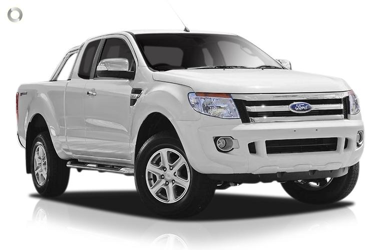 2014 Ford Ranger PX XLT Hi-Rider Sports Automatic 4x2 (Nov. 2012)