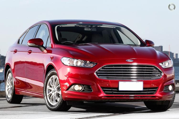 2016 Ford Mondeo MD Ambiente SelectShift (May.)