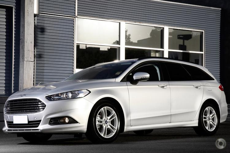 2015 Ford Mondeo MD Ambiente SelectShift (Jan.)