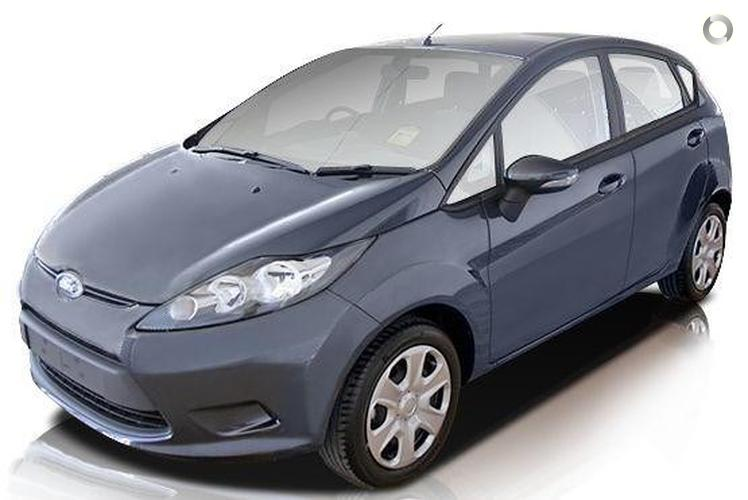2010 Ford Fiesta CL WS Manual