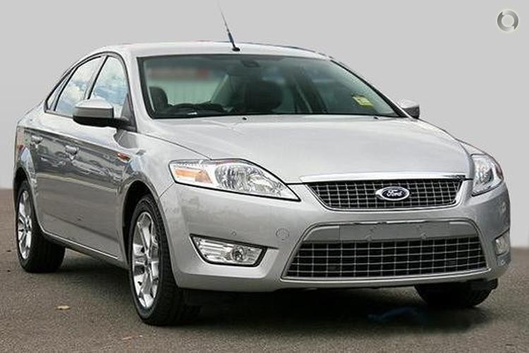 2009 Ford Mondeo MA TDCi Sports Automatic (Oct. 2007)