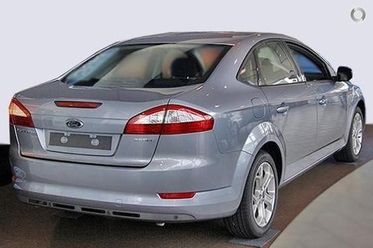 2009 Ford Mondeo Zetec MA Auto