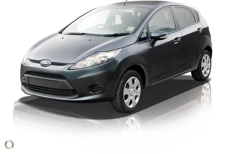 2011 Ford Fiesta CL WT Manual
