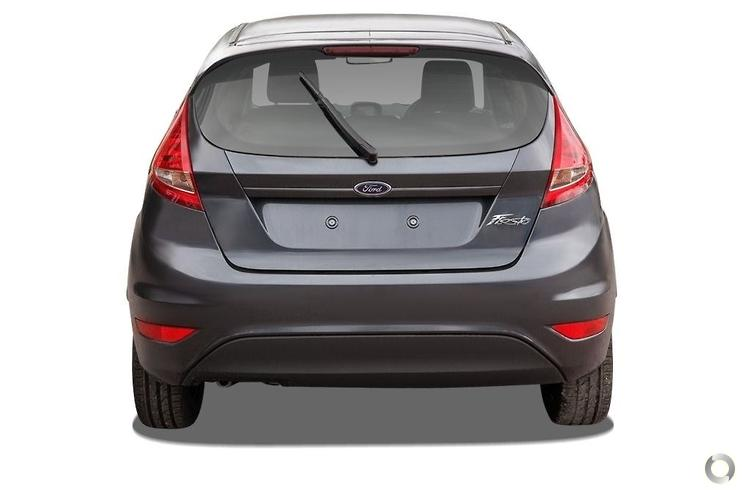 2010 Ford Fiesta CL WT Manual