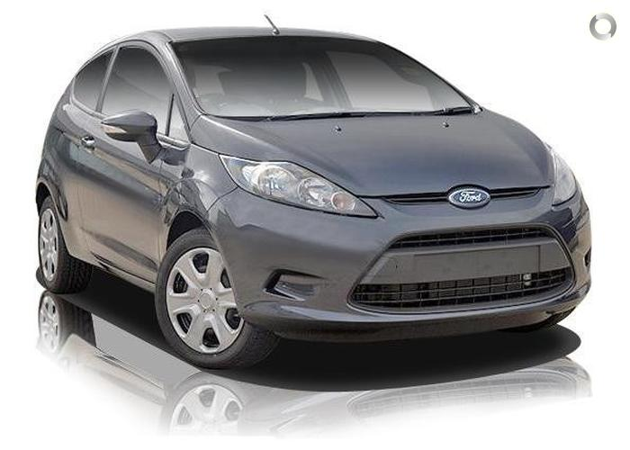 2010 Ford Fiesta WS CL (Jan. 2009)