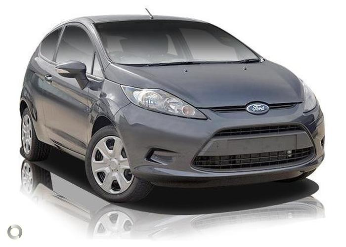 2009 Ford Fiesta WS CL (Jan.)
