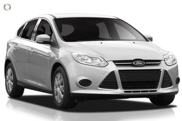 2014 Ford Focus LW MKII Ambiente (Sep. 2013)