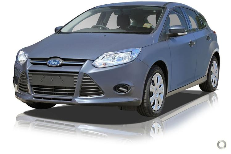 2012 Ford Focus LW Ambiente (May. 2011)