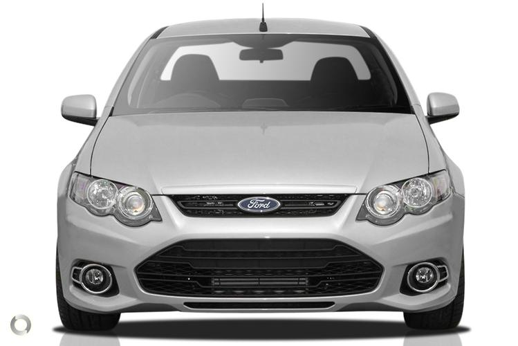 2013 Ford Falcon Ute FG MkII XR6 Turbo Sports Automatic (Oct. 2012)
