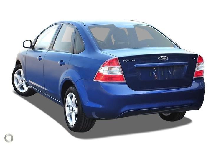 2010 Ford Focus LX LV Manual