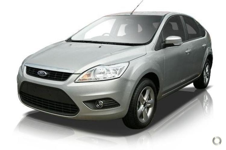 2010 Ford Focus LX LV Manual
