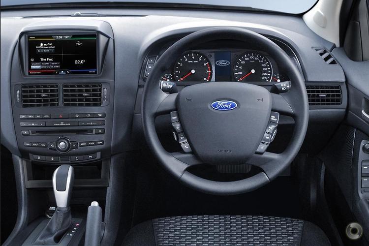 2016 Ford Falcon FG X Auto