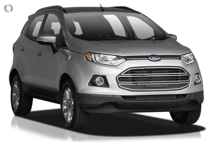 2017 Ford EcoSport BK Titanium PowerShift (Dec. 2013)