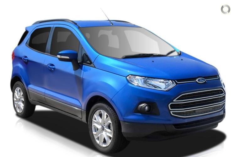 2017 Ford EcoSport BK Trend PowerShift (Mar. 2014)