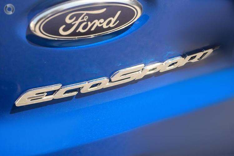 2017 Ford EcoSport Trend BK Auto