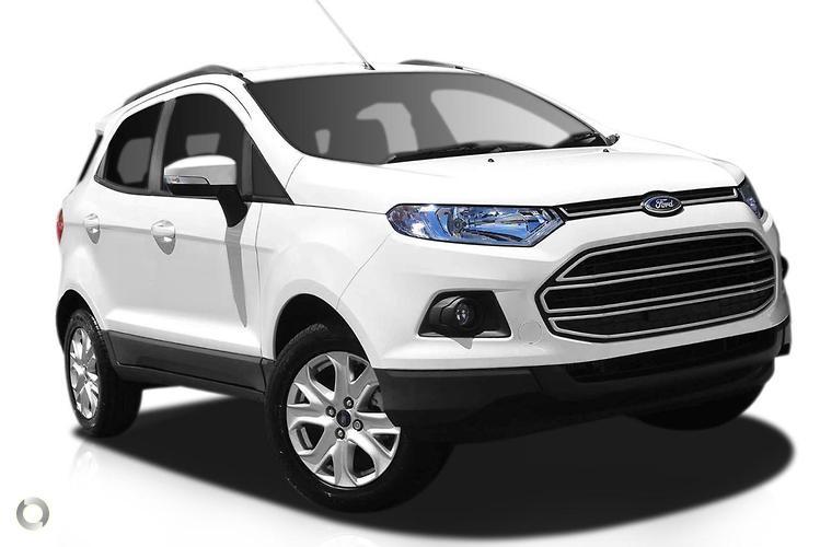 2017 Ford EcoSport BK Trend (Mar. 2014)