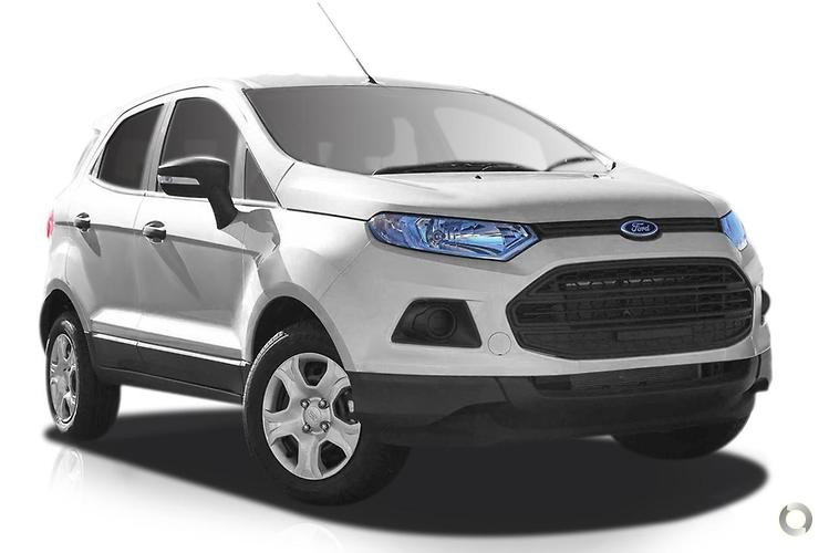 2017 Ford EcoSport BK Ambiente PowerShift (Mar. 2014)