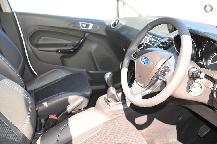 2017 Ford Fiesta Sport WZ Manual