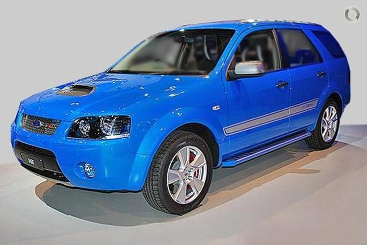 2008 Ford Performance Vehicles F6X 270 SY Auto 4WD