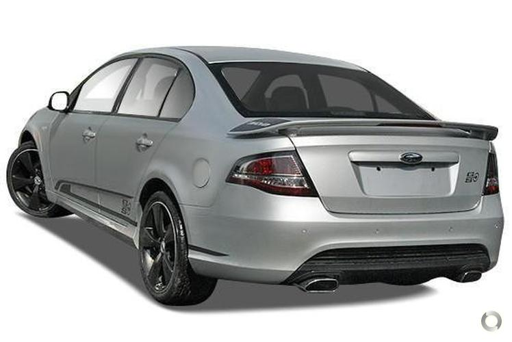 2009 Ford Performance Vehicles GS 302 FG Manual