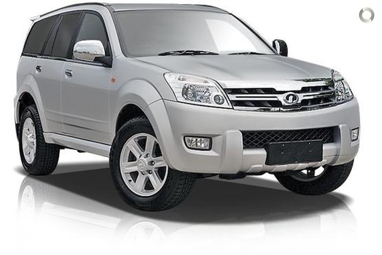 2010 Great Wall X240 Manual 4x4