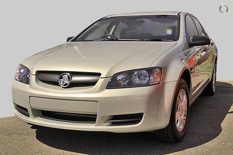2008 Holden Commodore VE Omega (Aug. 2006)
