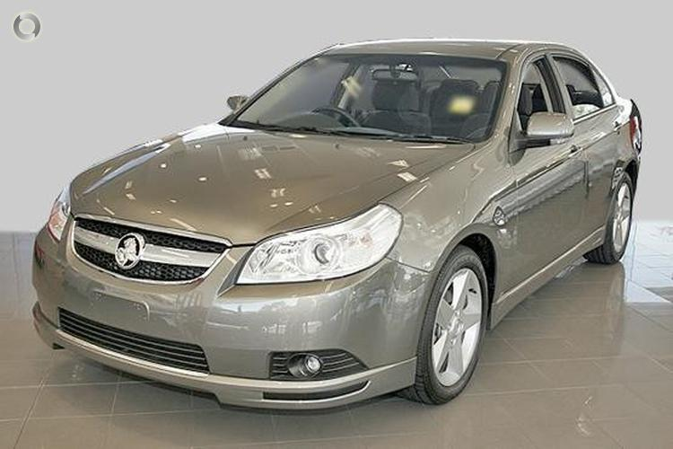 2008 Holden Epica EP CDXi MY08
