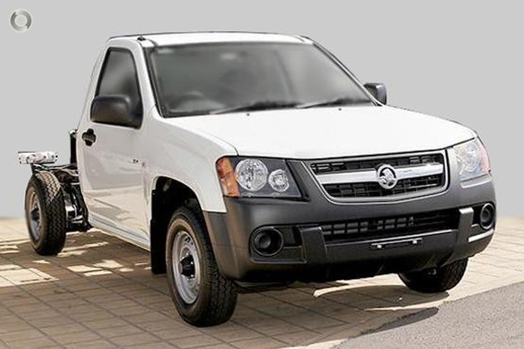 2010 Holden Colorado RC DX MY10