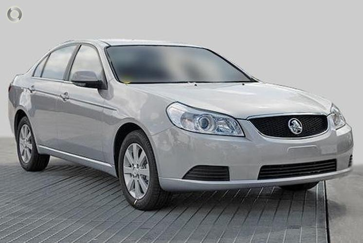 2009 Holden Epica EP CDX MY10 Sports Automatic