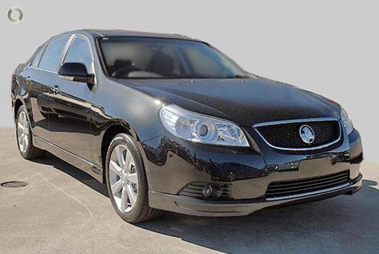 2009 Holden Epica EP CDXi MY10 Sports Automatic