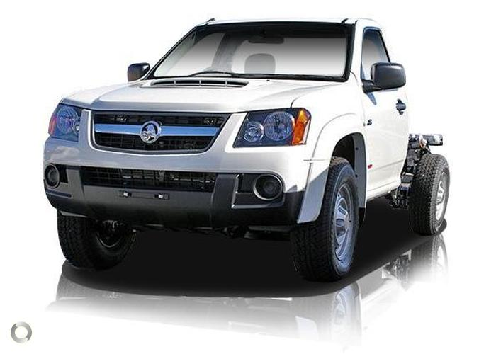 2010 Holden Colorado DX RC Manual 4x2 MY10