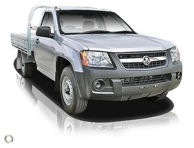 2010 Holden Colorado DX RC Manual MY10