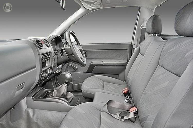 2010 Holden Colorado DX RC Manual MY10