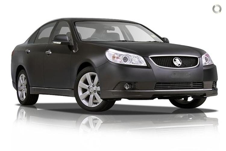 2010 Holden Epica EP CDXi MY10 Sports Automatic