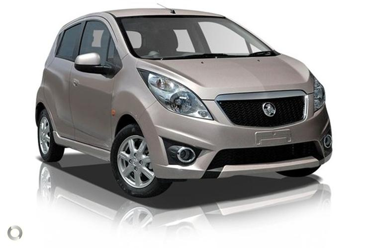 2010 Holden Barina Spark MJ CD MY11