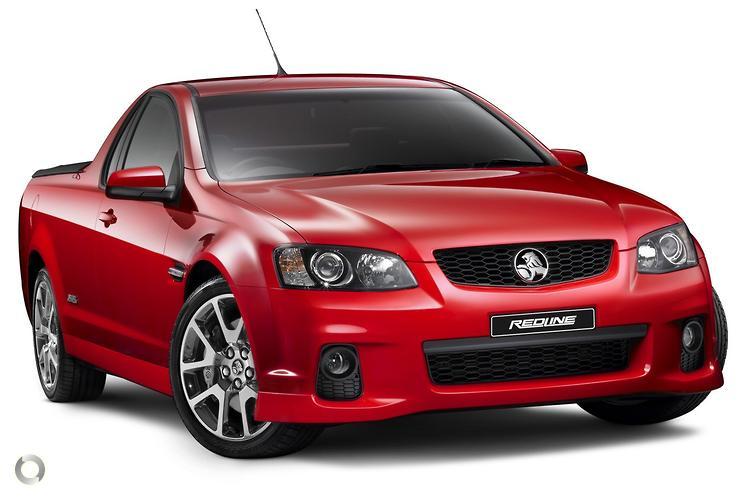 2011 Holden Ute SS V Redline VE Series II Manual MY12