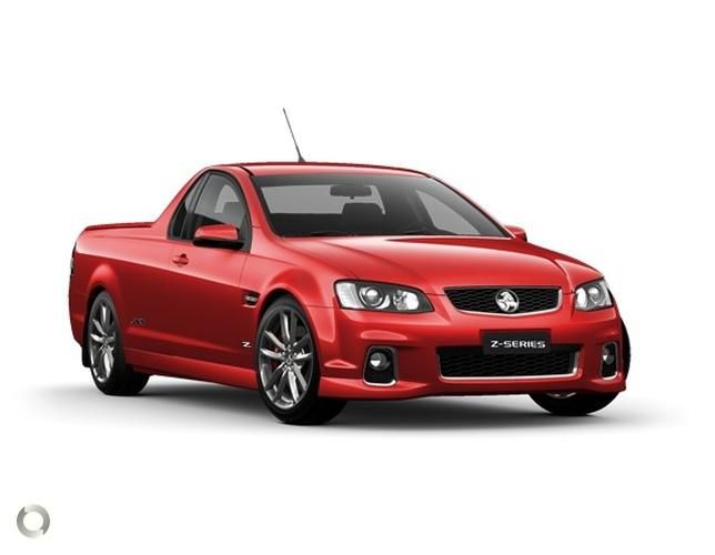 2012 Holden Ute VE Series II SS V Z Series MY12.5 Sports Automatic