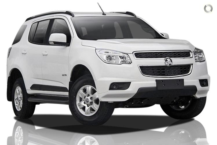 2012 Holden Colorado 7 LT RG Auto 4x4 MY13
