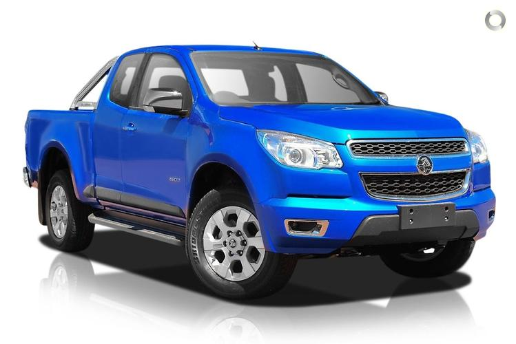 2013 Holden Colorado RG LTZ MY14 Sports Automatic