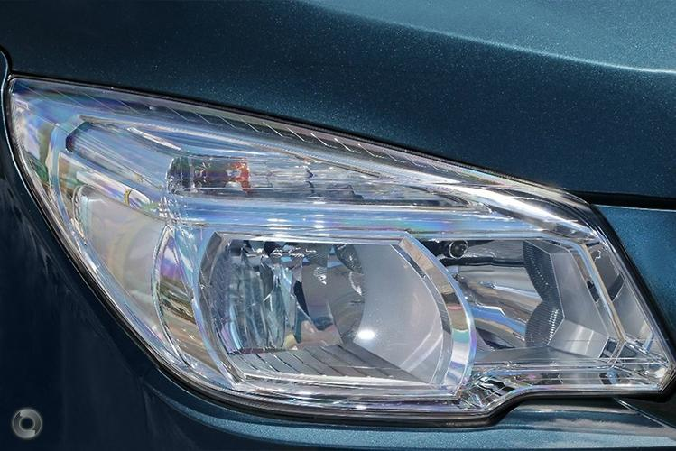 2013 Holden Colorado LX RG Manual 4x4 MY13
