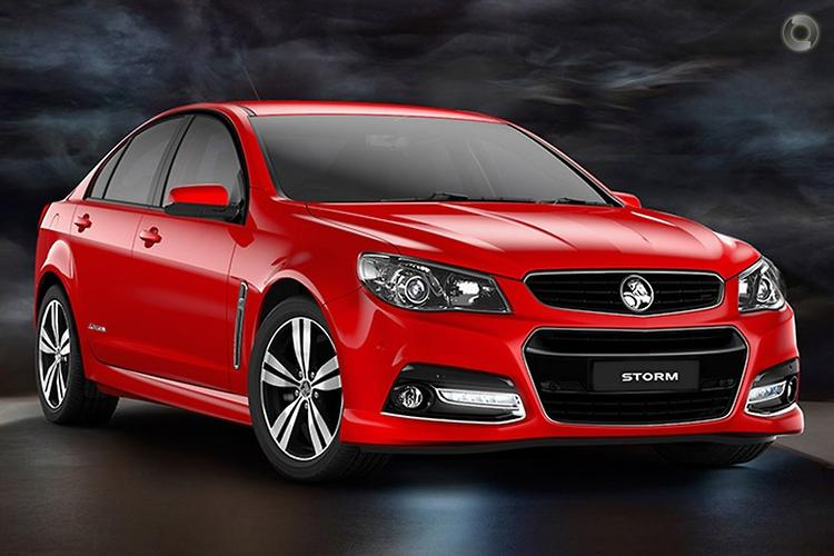 2014 Holden Commodore VF SV6 Storm MY14