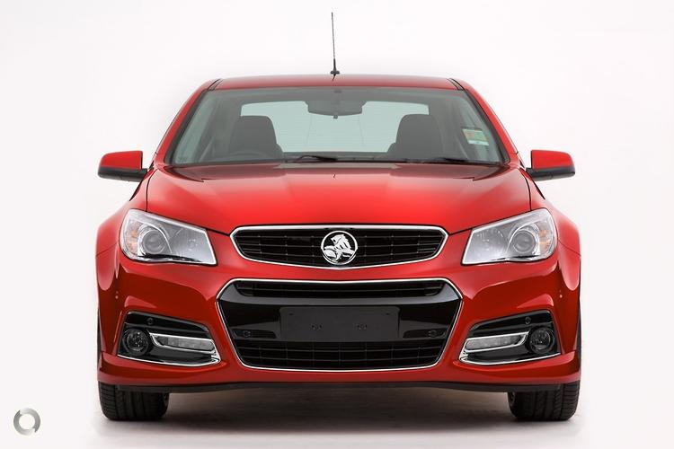 2014 Holden Commodore SV6 Storm VF Manual MY14