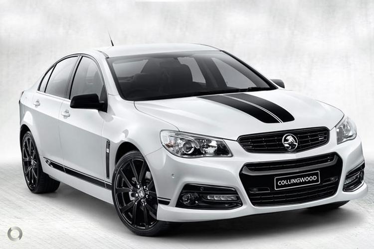 2014 Holden Commodore VF SV6 Collingwood Edition MY14