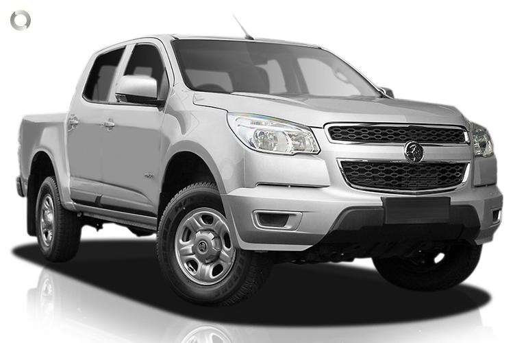 2014 Holden Colorado LX RG Auto MY14