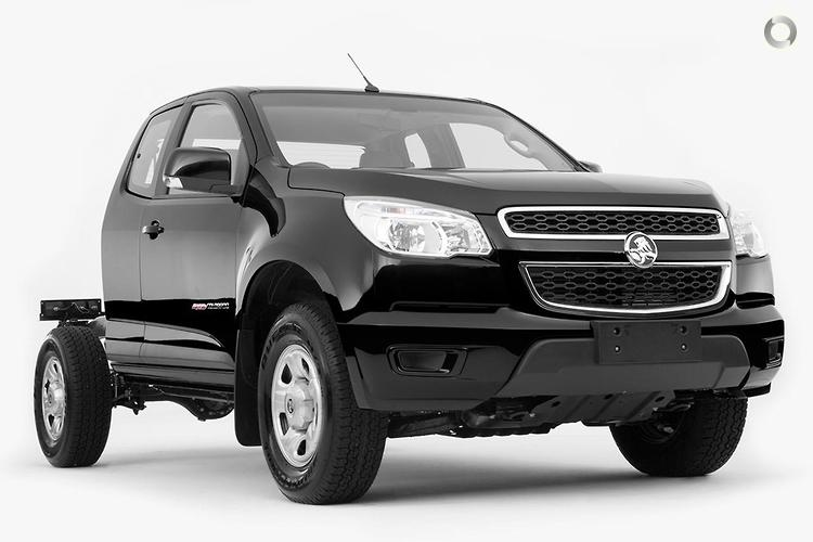 2015 Holden Colorado RG LS MY15