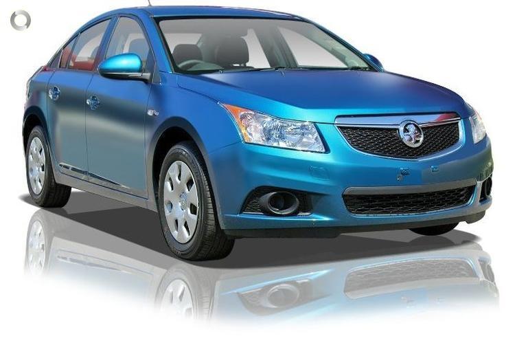 2011 Holden Cruze JH Series II CD MY12