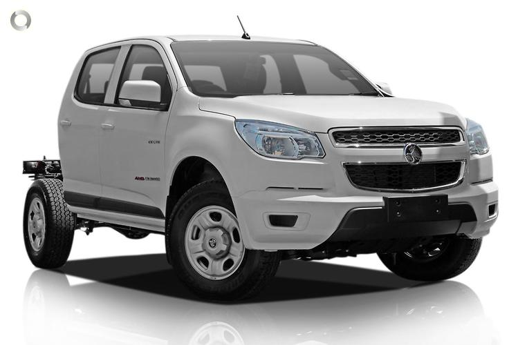 2013 Holden Colorado LX RG Auto 4x4 MY13