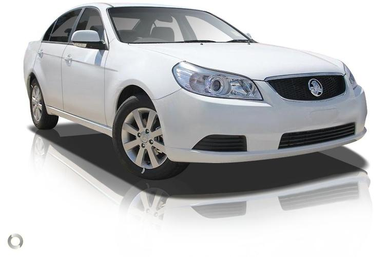 2011 Holden Epica EP CDX MY10 Sports Automatic