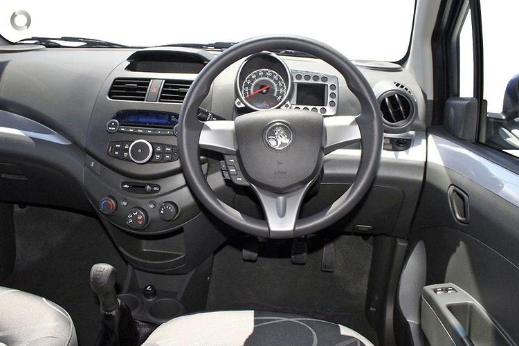 2011 Holden Barina Spark CD MJ Manual MY11